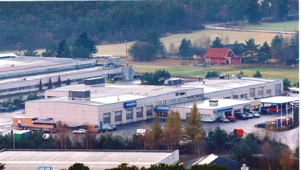 Trucknor Sogn og Fjordane